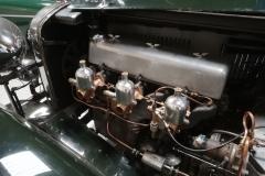 Alvis Speed 20 carb rebuild