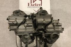 Honda V-Max carb rebuild