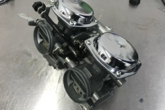Honda CB carb rebuild