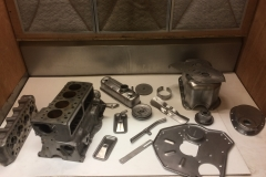A series engine rebuild
