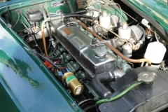 Austin Healey 100/6 engine