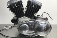 Harley Davidson Sportster 883 engine rebuild