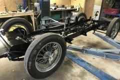 Wolseley Hornet restoration