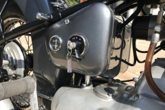 Sunbeam S8 restoration