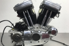Harley Davidson engine rebuild