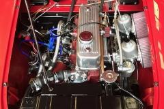MG A engine rebuild