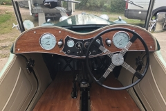 MG TA dashboard